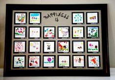 school auction projects | school auction class project ideas | class art projects for auction ...
