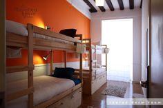 Travellers House, Bedroom