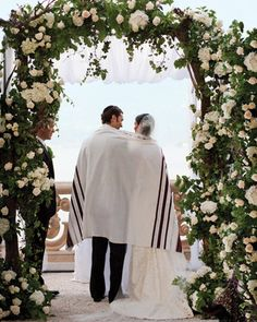 Goddess Wedding Ceremonies.com loves this Jewish Ceremony