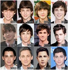 The Evolution of: Logan Lerman