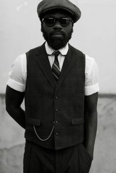 Bearded Dandy