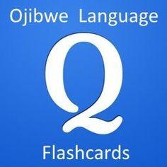 Ojibwe Language - Flashcards