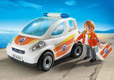 Urgentiste avec voiture - 5543 - PLAYMOBIL® France