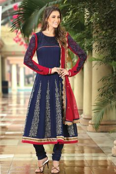 Indian Anarkali Dresses | Anarkali Indian Dresses