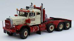 Heavy truck models