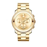 MOVADO BOLD Chrono Bold Gold Watch