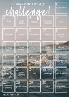 Permaculture, Plastic Free July, Green Living Tips, Reuse Recycle, 30 Day Challenge, Plastic Waste, Save The Planet, Sustainable Living, Zero Waste