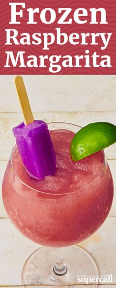 Behold, the most refreshing summer cocktail you'll ever have. Everyone knows the restorative power of a frozen Margarita when the temperature creeps into the triple digits.