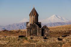 Монастырь Танаат, V в. — с. Аравус ~~ Tanahat Monastery, 5th Century ~~ Aravus, Armenia