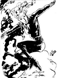 Superwomen Sketch