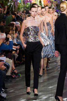 Christian Dior Spring 2014 Ready-to-Wear Runway - Christian Dior Ready-to-Wear Collection
