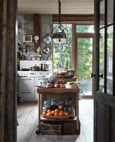 Country Farm Kitchen