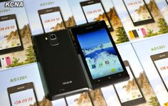 North Korea planning to unveil its own smartphone ~ It's about Tech