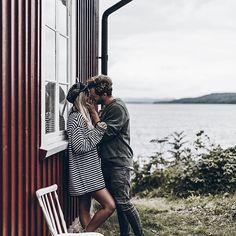 """Checks, stripes and kisses """" mikuta.nu ★ sweden - mikuta ★ и Cute Couple Quotes, Cute Couple Pictures Tumblr, Couple Picture Poses, Couple Photos, Cute Couples Cuddling, Cute Couples Texts, Cute Couples Goals, Couple Goals, Tumblr Relationship"""