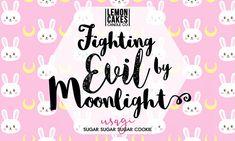 Fighting Evil by Moonlight  Anime / Manga Inspired  10oz Soy