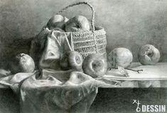 정물소묘/정물화/그림/dessin