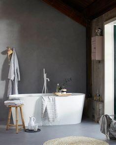 badkamer boer staphorst badkamer vtwonen wit bad grijs