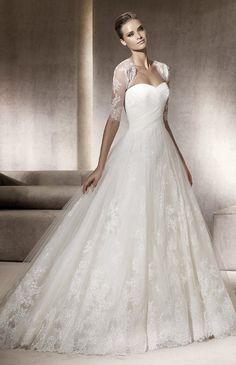 Vestidos de Noiva com Renda: Lindos Modelos, Fotos, Dicas, Românticos