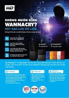 #Cùng #WD #đẩy #lùi #Virus #WannaCry - #Đảm #bảo #dữ #liệu #luôn #được #an #toàn #phuc #anh #phúc