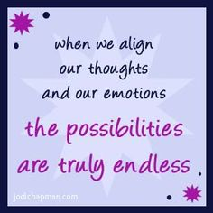 Possibilities are Endless.