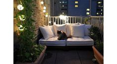 Conseils aménager décorer petit balcon
