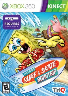 Spongebob Surf  Skate Roadtrip  Xbox 360 >>> Learn more by visiting the image link.Note:It is affiliate link to Amazon.