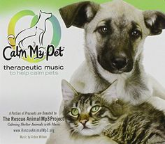 Calm My Pet Calming Music That Helps Pets Cope with Common Phobias -- Click image to review more details.