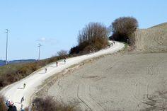 #Spettacolo alle #Stradebianche: fatica, polvere, vento, colline, cultura...#Italia, ma quanto sei bella!!!  Ecco foto e il video delle fasi finali della corsa  http://www.mondociclismo.com/ciclismo-strade-bianche-vittoria-di-stybar-video-fasi-finali20150307.htm  #ciclismo #mondociclismo