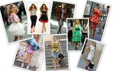Carrie Bradshaw's best outfits from 'Sex and the City' – Fashion Style Magazine - Page 2  one of my most favorite shows love sex in the city ♥