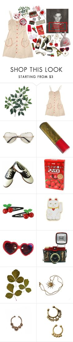 """""""never be yours"""" by anxious-aesthetics ❤ liked on Polyvore featuring Retrò, Gatsby, Georgia Perry, Moschino, Lomography, Anne Klein, Monki and vintage"""