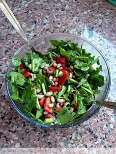Karatay Günlerim – Rokalı Kuru Börülce Salatası