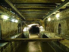 GreenSpec: The Sewers of London & Paris