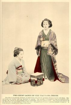34 Beautiful Hand Tinted Color Photographs Illustrate Japanese Customs and Manners From the Late 19th Century