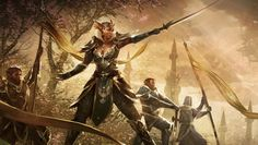 ESO High Elf