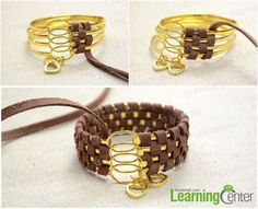 DIY for bracelet
