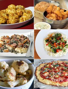 We've seen this cauliflower flood restaurant menus, food blogs, and magazines, and we expect the world to join in on the white-broccoli fanaticism throughout 2015. Since cauliflower is a blank canvas, capable of transforming into rice, pizza crust, mac and cheese, and even steak, we're obsessing over it, particularly these 20-plus ways to prepare it.