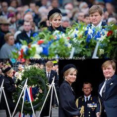 "Patrick van Katwijk on Instagram: ""King Willem-Alexander and Queen Máxima attend the National remembrance day ceremony at the Dan Square in Amsterdam #dodenherdenking #4mei…"""