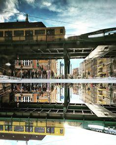 reflection.  #Berlin by jn