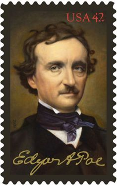 Try this Edgar Allan Poe webquest as a great starting point for your students to learn more. This webquest provides insightful questions into the work of Edgar Allan Poe and helpful resources for students to research. Edgar Allan Poe, Commemorative Stamps, Allen Poe, Postage Stamp Art, Vintage Stamps, Michael J, Stamp Collecting, Caricatures, Science Fiction