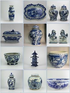 Major flashsale on blue and white  www.enchanted home.com