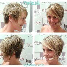 Pelo corto fantástico!!! #haircut #coolhair #hairofinstagram #hairfashion #hairoftheday #b… http://ift.tt/1VqnY6R