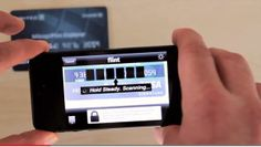 Flint Mobile Lets You Scan Rather Than Swipe Credit Cards With A Smartphone