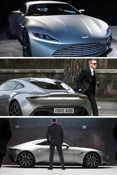 James Bond's Spectre Car Could Be Yours!