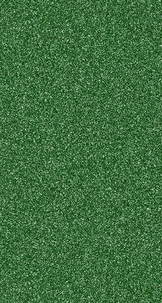 Forest Green Glitter, Sparkle, Glow Phone Wallpaper - Background