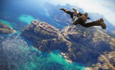 Just Cause 3 Interactive Trailer Is Wicked Fun