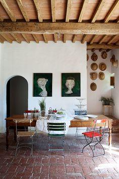 Stylish - so ein Haus möchte ich auch haben ...