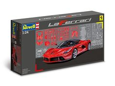 Revell Rv165 124 La Ferrari Sports Super Car Hobby Craft Model Kit Pack Set *** Learn more by visiting the image link.Note:It is affiliate link to Amazon.