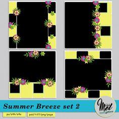 Summer Breeze Set 2 by MissMel Templates https://www.pickleberrypop.com/shop/product.php?productid=51936&page=1 https://www.digitalscrapbookingstudio.com/digital-art/templates/summer-breeze-2/