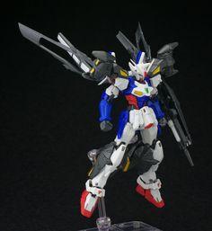 GUNDAM GUY: Robot Damashii (Side MS) OZX-GU01A Gundam Geminass 01 - Review by Taste