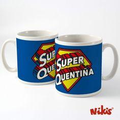 Taza SuperQuentiña
